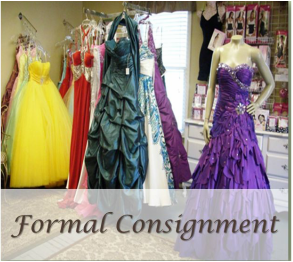 Formal Consignment Weddings, Proms ect...