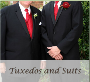 Tuxedos and Suits