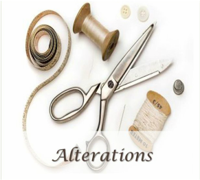 Bridal and everyday Alterations